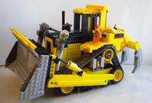 Caterpillar / Caterpillar earth movers and tractors