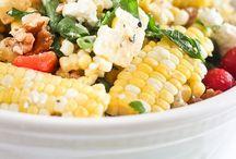 Entree Salads / by April Vanhorn