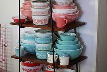 The Dish. / by Rhonda Kay~ Desperate Acres Attic