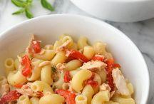 Sounds Good for Dinner - Pasta