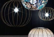 Light on / Illuminate your home or garden with MissoniHome.