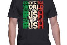 Irish People - T-shirt
