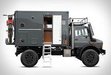 Overland camper
