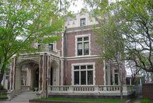 1999 RSOL Richmond Symphony Orchestra Designer House 2312 Monument Ave. www.RSOL.org / 1999 Monument Avenue RSOL Designer House