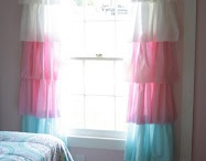Ella and Kinzlee's room / by Alexandria Busby