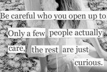 Words of wisdom / by Morgan Allen