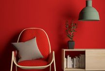 Red MoodBoard / Creative ideas for Red