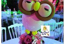 owl ballon