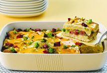 Easy Cheesy Recipes / by what's cooking - Kraft Canada