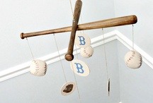 Baby Boy Nursery Dreams & Schemes / by Amy Rickards