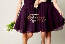 maid of honor dresses