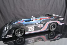 PORSCHE 936 BLACK WIDOW LEGO / 1976 Porsche 936 Black Widow Lego made of, 1:8 scale