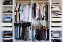 Small closet / by Marci Kirkpatrick