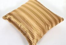 Copper Couture Cushions