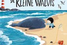 De kleine walvis / Prentenboek