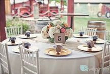 Table Design Inspiration / We've collaborated a mix of our table designs and ones we've found through Pinterest to help you find the perfect look for your Best Day Ever. #CedarLakeCellars #BestDayEver #AskACoordinator