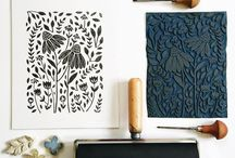PRINT :: ink stamps