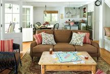 FAVORITE SPACES / A Round Up of all of our Favorites Spaces