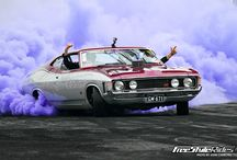 DRAG QUEENS / Drag Racing For Chicks
