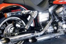 Exhaust and intake tuning
