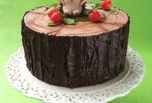 Igel- Kuchen