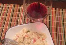 Pasta Dishes / Chicken and Pumpkin Lasagna