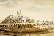 замок Радзивиллов / Центр Несвижской ординации князей Радзивиллов. Замок основан 7 мая 1783 г. После Северной войны перестроен в дворец