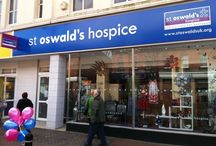 St Oswald's Shops / Find out where all our shops are and what they sell