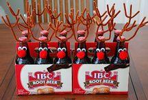 Boże Narodzenie - oryginalne prezenty hand made / Własnoręcznie przygotowane prezenty to najlepszy upominek świąteczny. Wiele z nich można wykonać z dziećmi