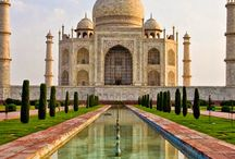 Wishlist - India - Agra / These are all the places I wish to visit and activities I wish to do in Agra, India. The pins are mostly travel guides, photos and blog posts shared by travelers as well as top travel bloggers.