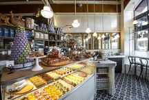 Bakeries and Pastry Shops