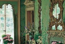 Beautiful interiors / by Julia Forster