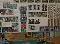 Pedagogisk dokumentation / Exempel där olika observationer och olika former av dokumentation visas på ett kreativt sätt