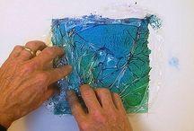 Técnica pintura