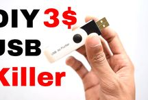 Make USB Killer From 3$ Ionizer !