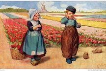 Oud Hollandse prenten