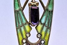 jewelry and metalwork / by Liz Becker