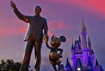 Walt Disney World - Magic Kingdom / Walt Disney World's original theme park, it's a magical day of rides, characters, parades, fireworks, wonderful food, great fun! / by Cindy Bugg