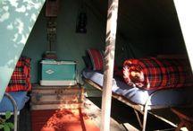 Camping/Lake Escapes