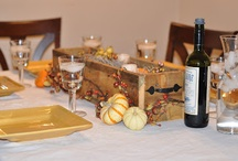 Tablescapes / by Jess Heimer