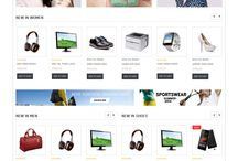 Magento / Magento is a largely known and used CMS storefront.