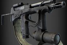Waffen Model