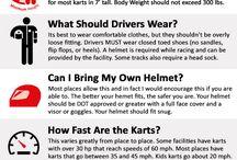 Go Kart Infographics
