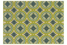 outdoors rugs / by Flea Market Trixie