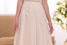 2.-  vestidos de novia