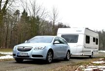 Winter-Camping-Test: Fendt Opal 540 TG am Haken von Opel Insignia 2.0 CDTI / Es gibt Dinge, die enden nie. Gefühlt galt das auch für den vergangenen Winter. So hat auto.de kurzerhand noch einen Winter-Caravaning-Test durchgeführt.