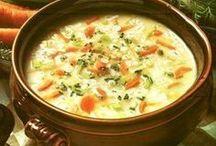 soupe choux carotte
