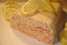terrine au saumon