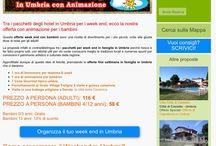 Week End Bambini e Famiglia in Umbria / Offerta Fine Settimana e Week End in Umbria con i Bambini e la Famiglia. Tata per i Bambini mentre i Genitori sono al Centro Benessere Spa.