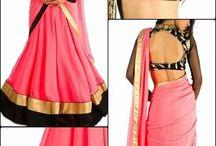 sarees & half sarees